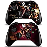 Cheap Vanknight Vinyl Decal Skin Stickers Cover for Xbox One 2 Controllers Skin