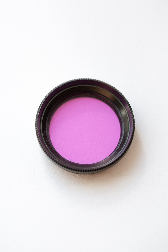 Magenta Filter - Accessory for the Watershot Smart Phone Housings by Watershot Inc.