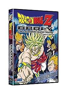 amazoncom dragon ball z broly the legendary super