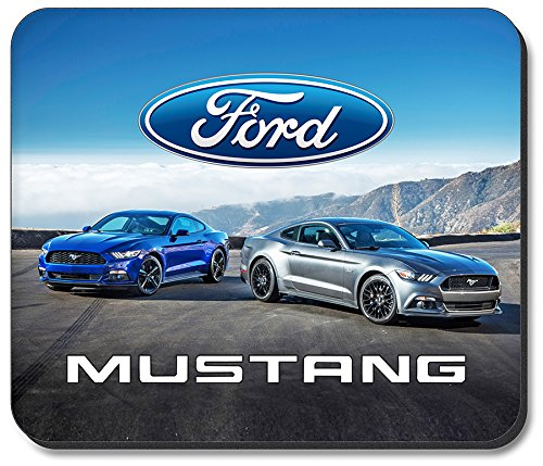 Art Plates brand Mouse Pad - Ford Mustangs