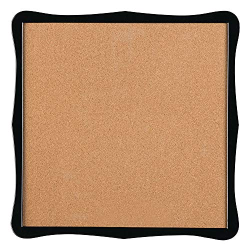 Quartet Corkboard, Framed Bulletin Board, 14