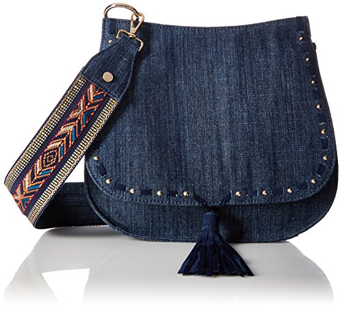Body Madden Swiss Cross Steve Denim Handbag C4xq7FwF