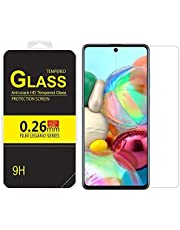 For Samsung Galaxy M51 Tempered Glass screen Protector - Clear by KuGi - 2725606854311