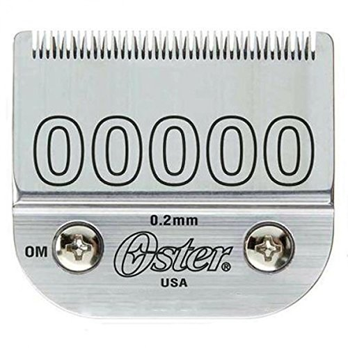 OSTER Classic 76 Hair Clipper Comes with blades size 000 and 1