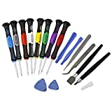 Ocr TM 16 in 1 Repair Opening Tools Kit Screwdriver Set For iPhone 6 5S 5C 5 4S 4 iPad Air iPad 4 3 2 Mini iPods Samsung Galaxy S4 S3 S2 Note 1 Note 2 Note 3