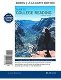 Guide to College Reading, Books a la Carte Edition (11th Edition)