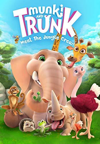 2019 Trunk - Munki and Trunk: Meet The Jungle Crew!