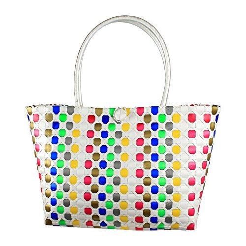 Shoulder bag, Tote, made from Recycled Material, Handmade Beach Shoulder Bag - Style - Newport Stores Beach