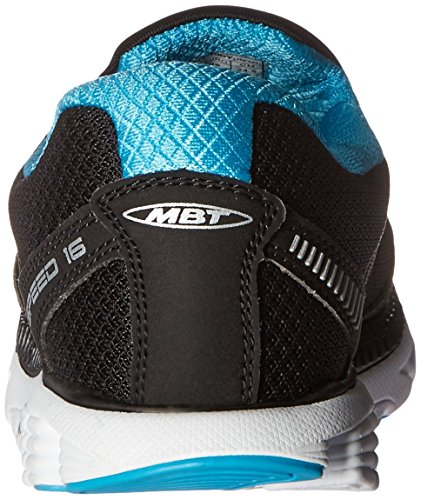 Black Various on Blue 16 Women's 4 Slip Colours White Shoe Speed Walking Sky MBT White qfBwx4Px