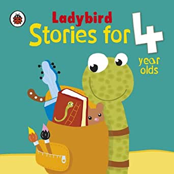 Ladybird Stories for 4 Year Olds - Kindle edition by Joan Stimson
