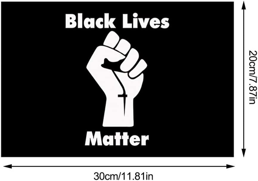vinyl decal International Women/'s Day BLM sticker for wall Strong women are shaping history now car Black Lives Matter laptop.