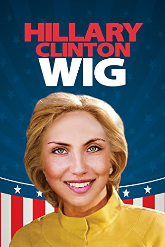 Hillary Clinton Wig (Wig Costumes Ideas)