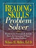 Reading Skills Problem Solver, Wilma H. Miller, 0130422061