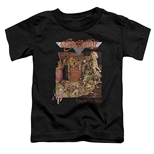Aerosmith Shirt T Black Toddlers Toys 1qwSrH1