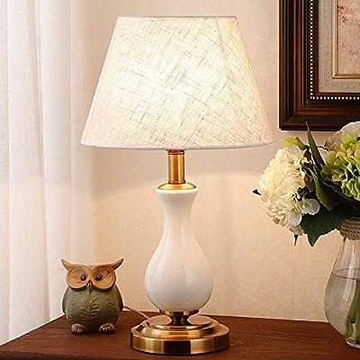 lámpara escritorio Lámpara de mesilla Lámpara de mesa retro ...