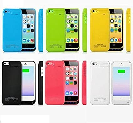 custodia con batteria per iphone 5c