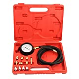 Ctool Car/truck Diesel Petrol Wave Box Oil Pressure Meter Gauge Tester Tool Kit Set