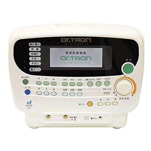 生体電位治療 高圧電位治療器 ドクタートロン YK-ミラクル8   B013G46BKO