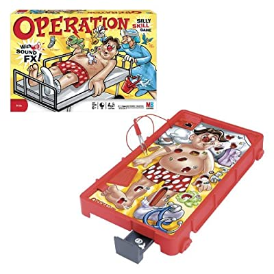 Operation from Hasbro Games