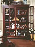 D-ART COLLECTION Mahogany Library Cabinet