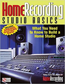 Stupendous Home Recording Studio Basics What You Need To Know To Build A Largest Home Design Picture Inspirations Pitcheantrous