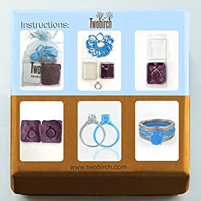 """Perfect Fit by TwoBirch: Replicate Your Ring To Guarantee the """"Perfect Fit"""" Ring Enhancer by TwoBirch"""