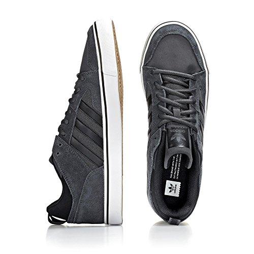 Homme de Varial II Skateboard Noir Chaussures adidas Blanc Low Gris 6S1YqIWw