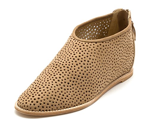 Stuart Weitzman Hombres Mazing Slip On Schuhe Tan Nubuc