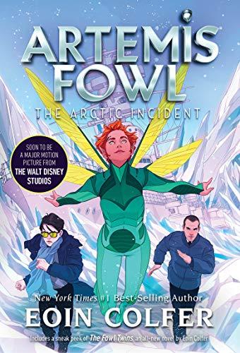 Arctic Incident, The (Artemis Fowl, Book 2) ()