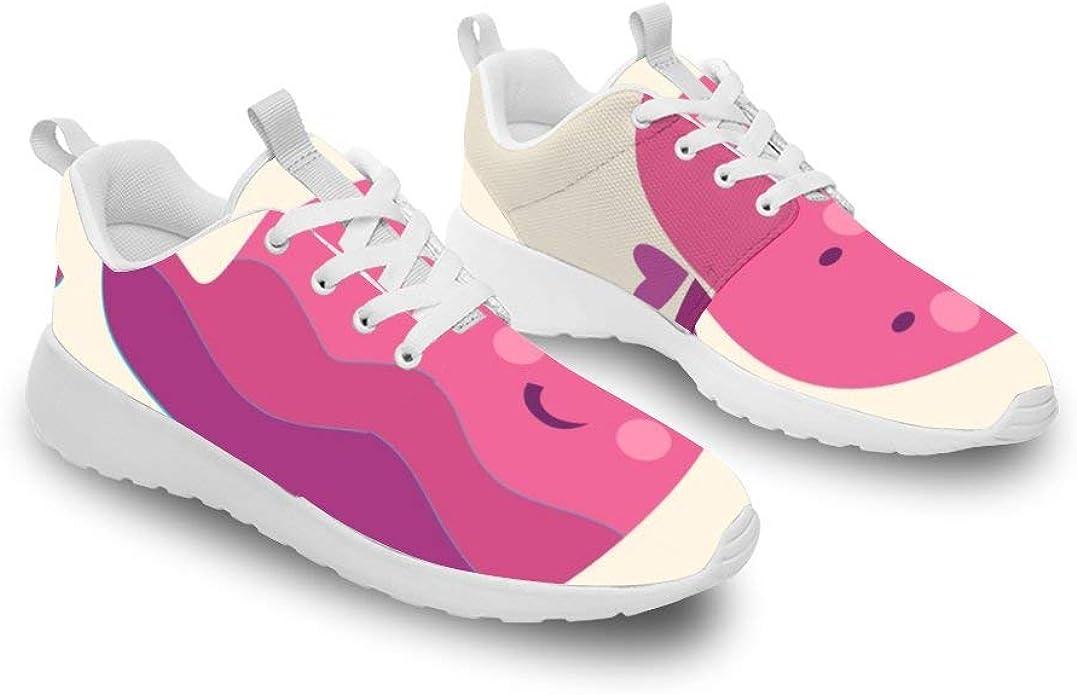 Mesllings Zapatillas de Running Unisex con diseño de Ballenas ...