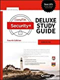 img - for CompTIA Security+ Deluxe Study Guide: Exam SY0-501 book / textbook / text book