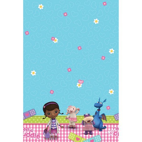 Disney Doc McStuffins Party Table Cover - 1 per Pack ()
