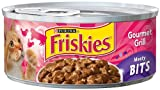 Friskies Friskies Meaty Bits Gourmet Grilled, 5.5-Ounce (Pack of 24), My Pet Supplies