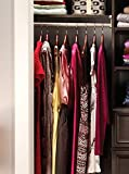 ClosetMaid 8891 SuiteSymphony 30-Inch to 48-Inch