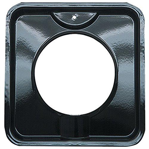 stainless steel range drip pans - 1