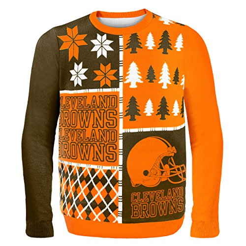 pretty nice d1651 6d212 Cleveland Browns Ugly Christmas Sweaters