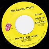 Tumbling Dice/Sweet Black Angel (7