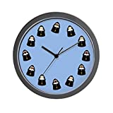 Cheap CafePress – Cute Nuns – Unique Decorative 10″ Wall Clock