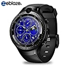 Smart Watch Zeblaze THOR 4 Dual 4G GPS WiFi Android Smart Watch 1GB+16GB