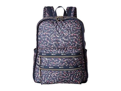 (レスポートサック) LeSportsac レディースファッションバッグパックリュック Functional Backpack [並行輸入品] B06XG3JNYWFairy Floral Blue One Size (OS)