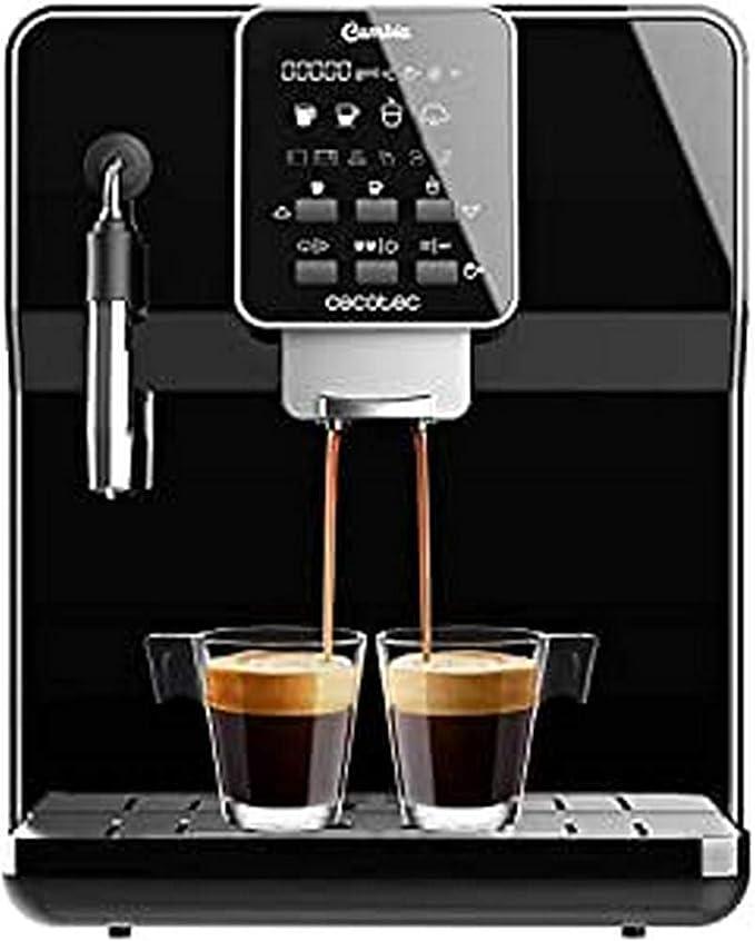 Cecotec cafetera megautomática Power Matic-ccino 6000 Serie Nera ...