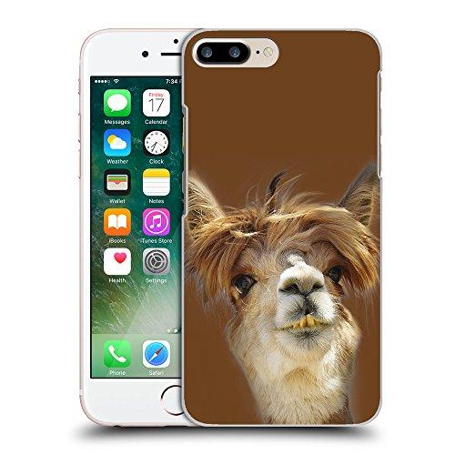GoGoMobile Coque de Protection TPU Silicone Case pour // Q05560633 alpaga nero di seppia // Apple iPhone 7 PLUS