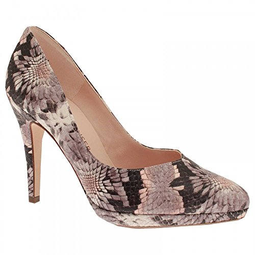 Grey Heel Multi Classic Kaiser Shoe Platform Court High Peter t0anwq6t