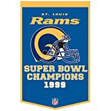 St. Louis Rams Dynasty Banner
