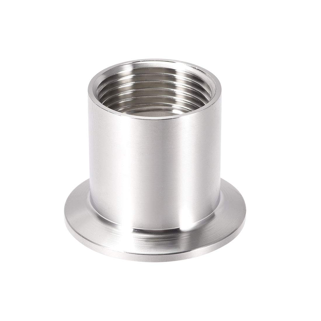 uxcell G1//4 Female Threaded Pipe Fitting to Clamp OD 50.5mm Ferrule