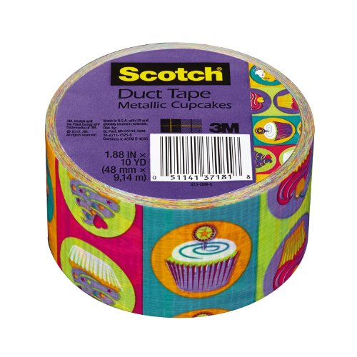 scotch-duct-tape-metallic-cupcakes-188-inch-by-10-yard