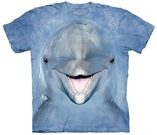 The Mountain Mens Dolphin Face