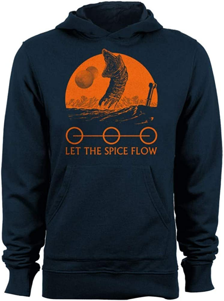 GEEK TEEZ The Spice Must Flow Mens Hoodie