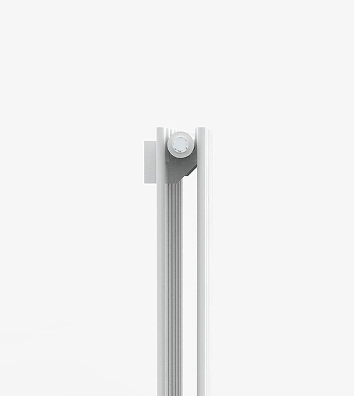 Design Flach Heizk/örper Badheizk/örper 1800x456mm Wei/ß Paneelheizk/örper Wohnraumheizk/örper Plattenheizk/örper Mittelanschluss Einlagig 818Watt
