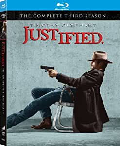 Justified: Season 3 [Blu-ray]
